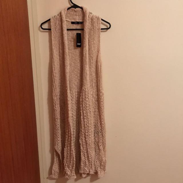 sportsgirl knit vest