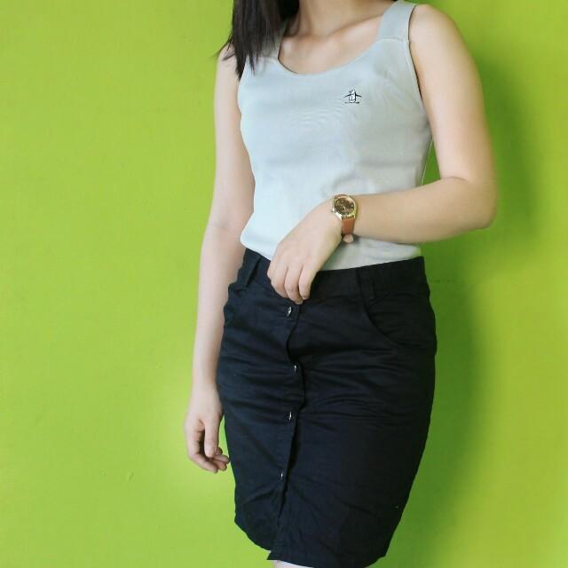 Celana Rok Mini Span Wanita Pocket Import Coklat Daftar Harga Source · photo photo photo photo