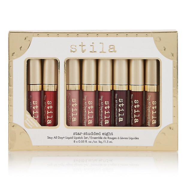 Stila star studded 8 liquid lipstick - dijual terpisah (harga per pc)