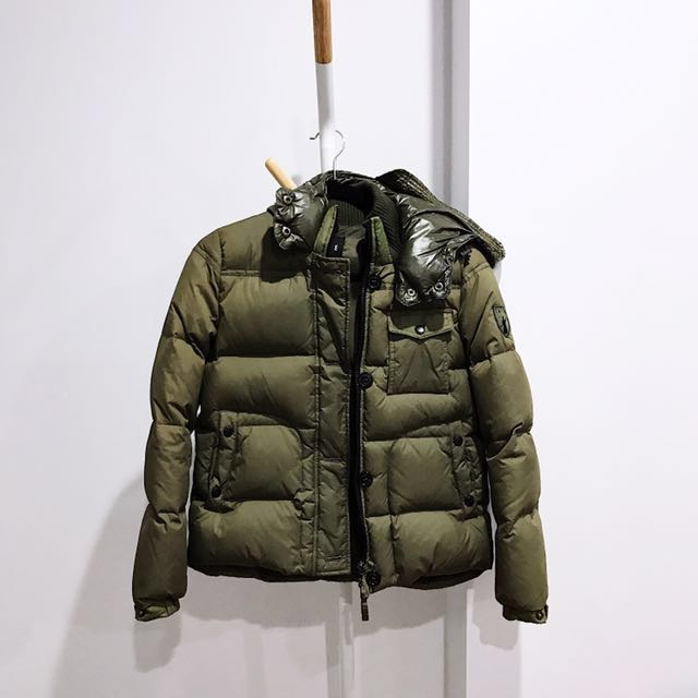 TATE Goose Down Parka Jacket