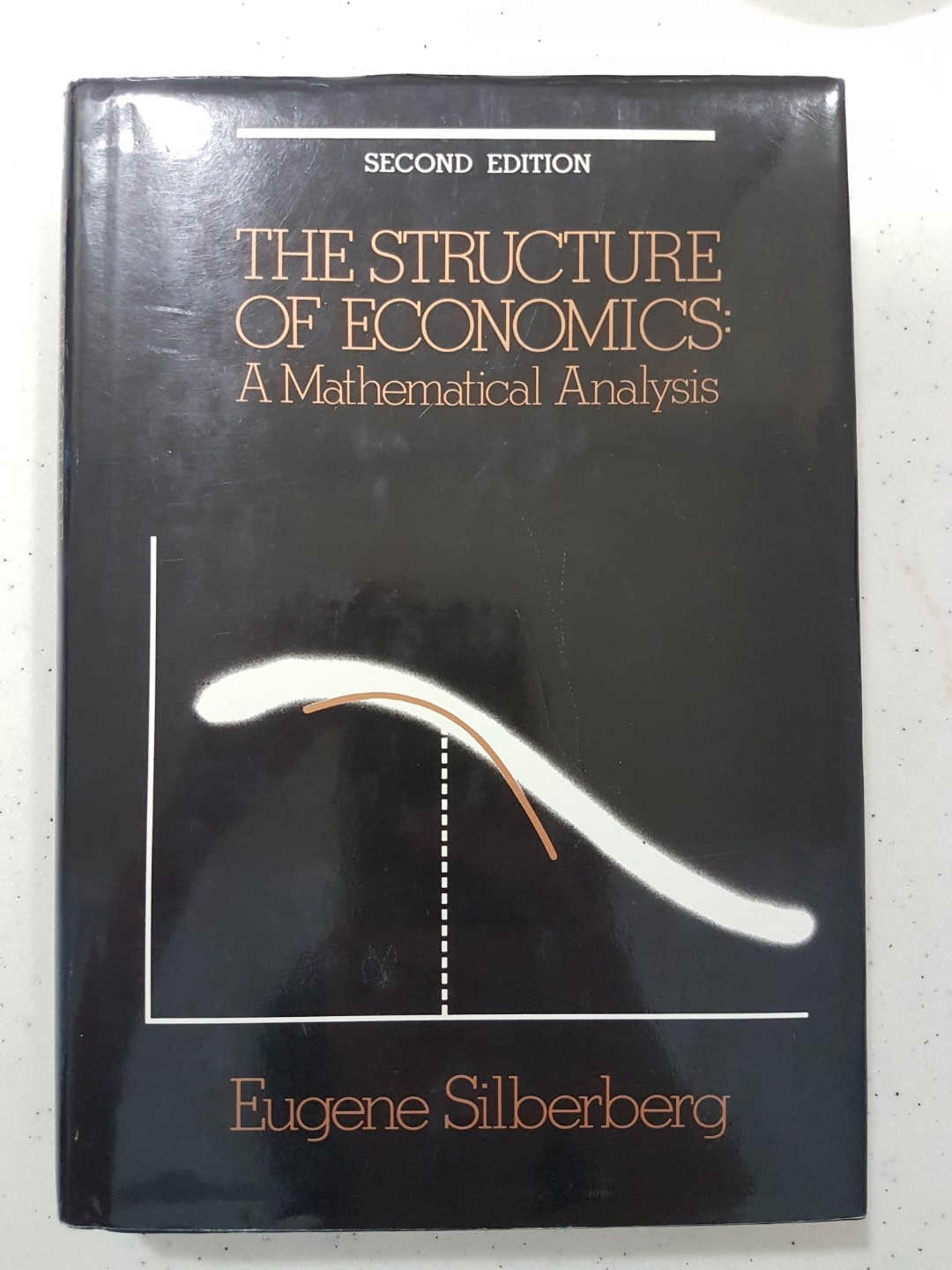 The Structure of Economics - A Mathematical Analysis