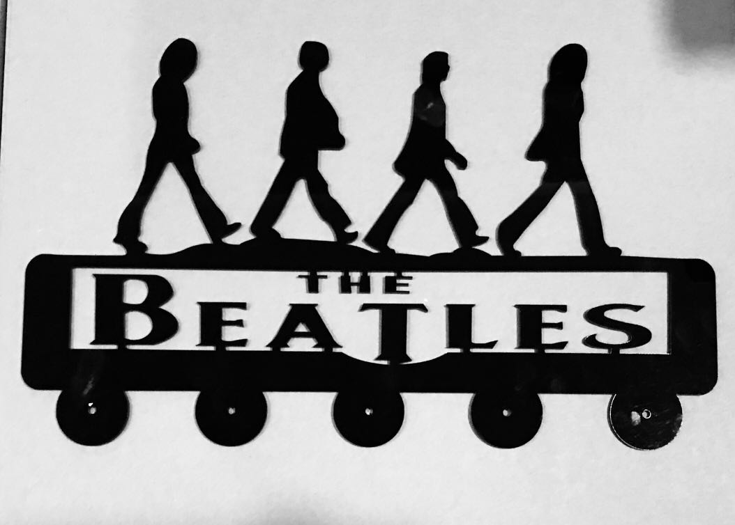 Themed Wall Hook - Beatles