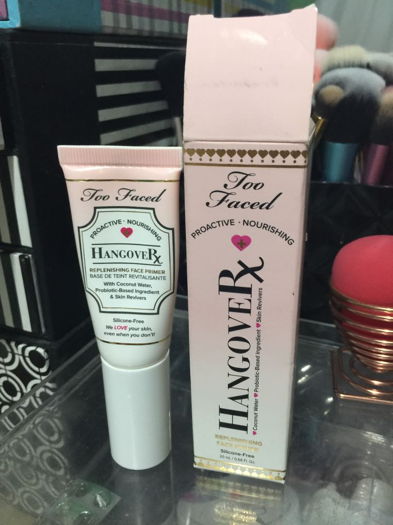 Too Faced Hangoverx Primer TRAVEL SIZE
