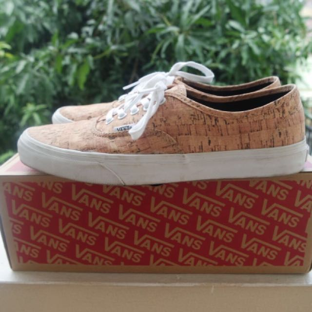 Vans Authentic Cork a45a09a05822