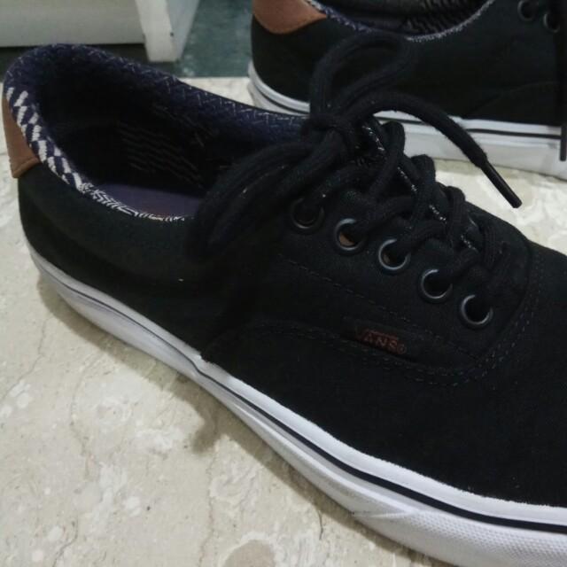 ac0b64708c Vans Era 59 C l Black