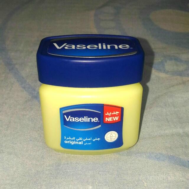 Vaseline Pure Skin Jelly Original Arab 60 ml