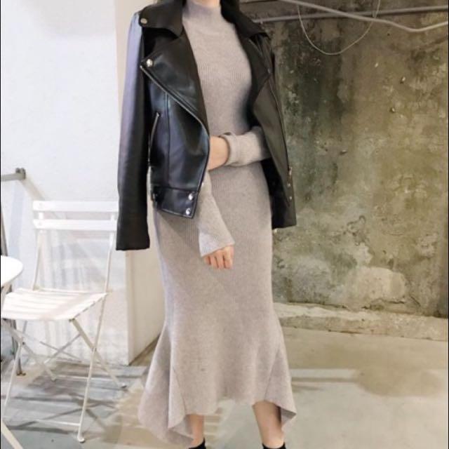 Vova 正韓魚尾洋裝