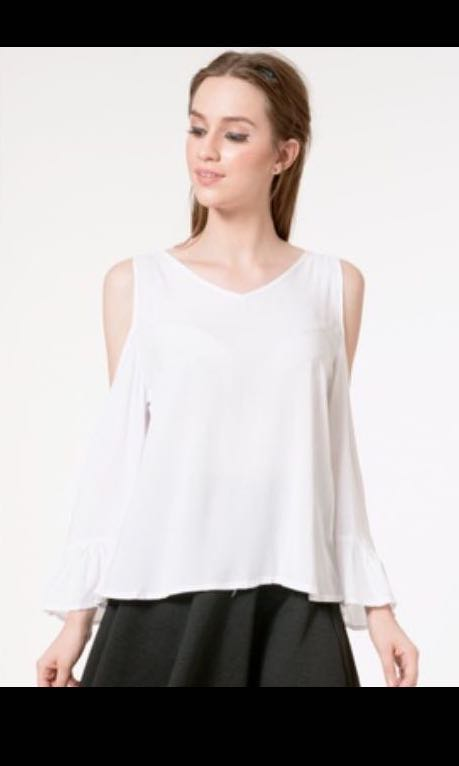 White Blouse Colorbox