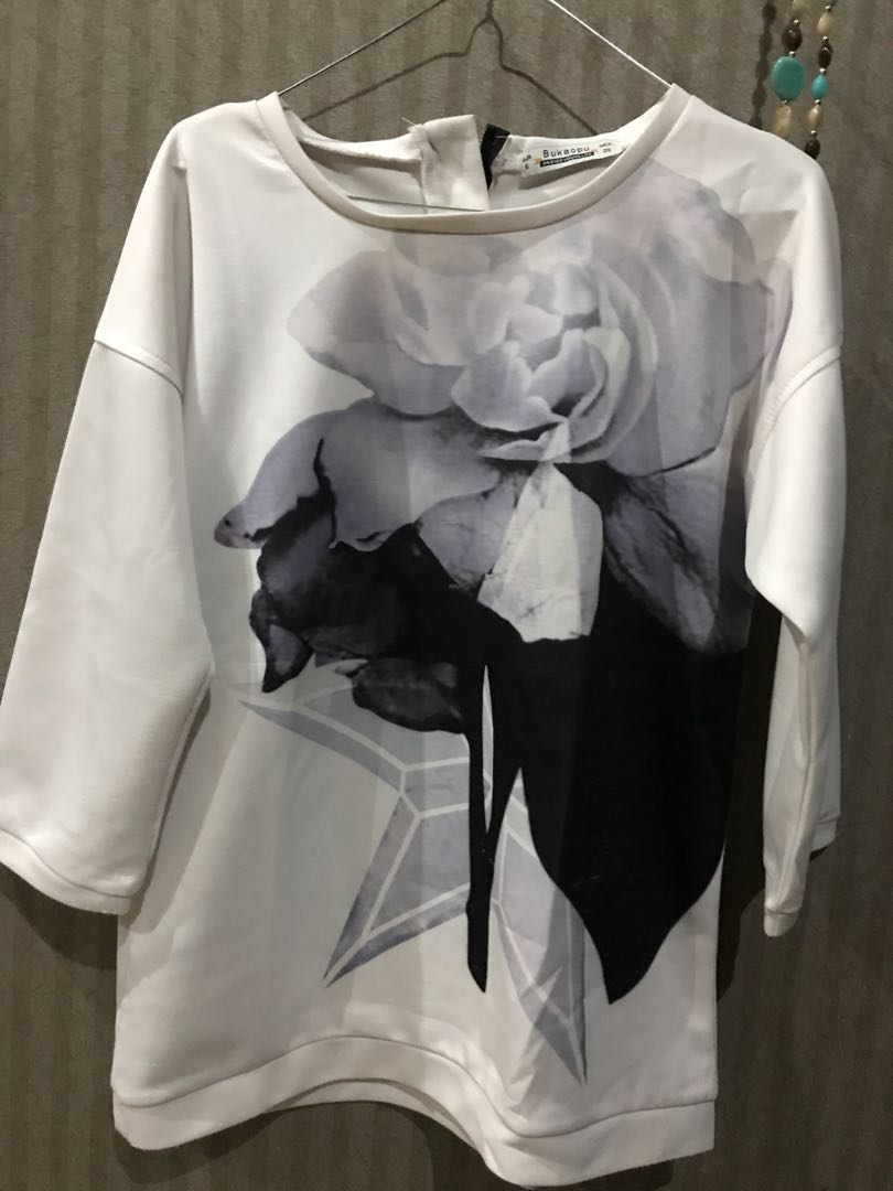 Whithey Floral Top