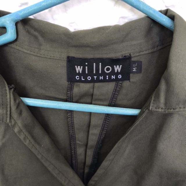 Willow Polo Oversized