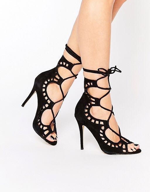 Windsor Smith Gillie Heels Size 6