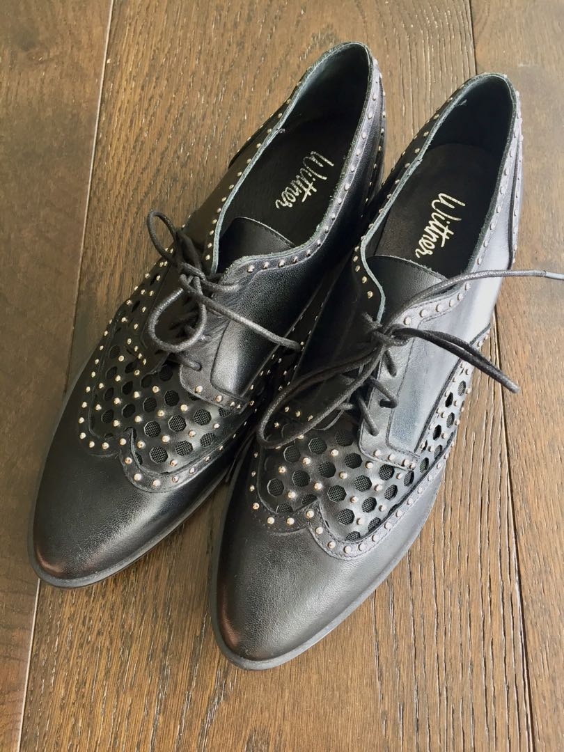 Wittner Leather brogues