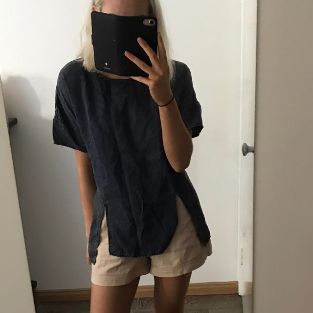 Women's French connection top size 6