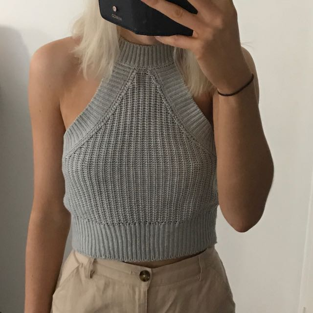 Women's knitted top size 6