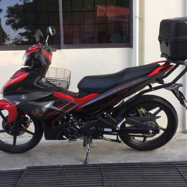 Yamaha Y15, Motorbikes, Motorbike Accessories on Carousell