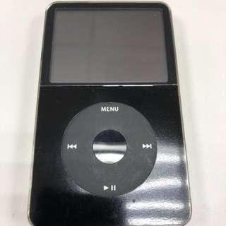 五代經典絕版iPod video 30GB 二手