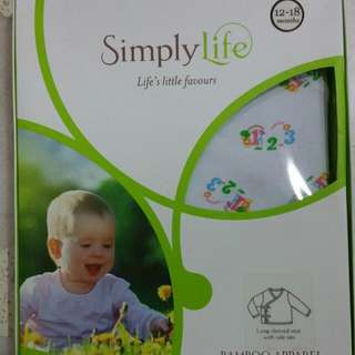 Brand New Simply Life 12 To 18 Month