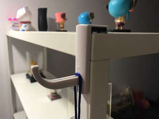 Headphone Hanger/Holder Hook