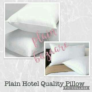 Hotel Quality Pillow (Plain)