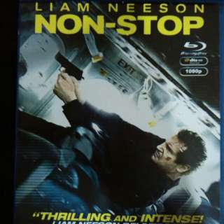Nonstop Liam Neeson Blu Ray movie