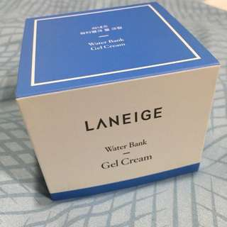 New 50ML Laneige Water Bank Gel Cream