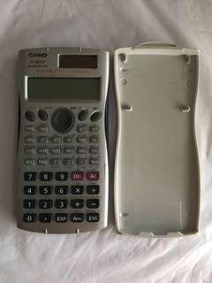 計數機 Casio fx 3650p