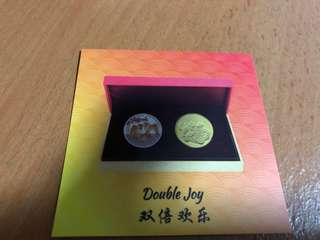 Limited edition coins