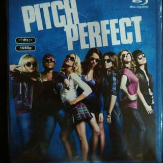 Pitch perfect Blu Ray movie