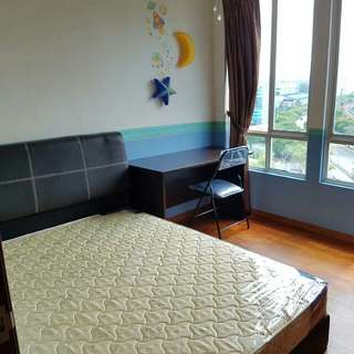 Cosy quiet common room for rent at Northoaks Condo (Admiralty)