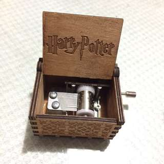 Harry Potter / game of thrones Music Box