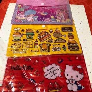 Sanrio a5 size envelop