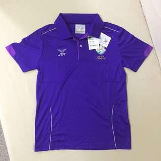 FBT Polo T-Shirt Purple