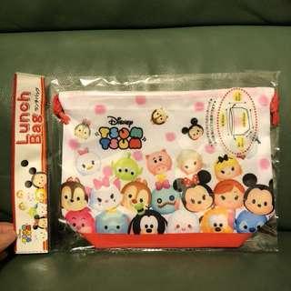 全新Disney Tsum Tsum索袋