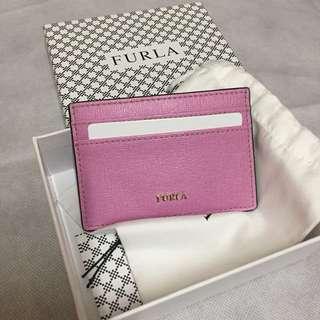 🇺🇸美國正品代購,香港🇭🇰現貨:全新Furla 咭套!made in Italy
