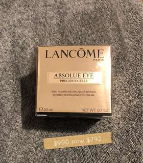 Lancôme Absolute Eye Precious Cells