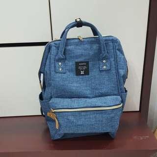 Anello Denim Backpack