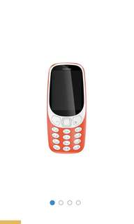 New NOKIA 3310 PHONE