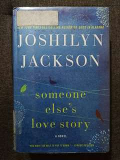 Pre-loved Book: Someone Else's Love Story