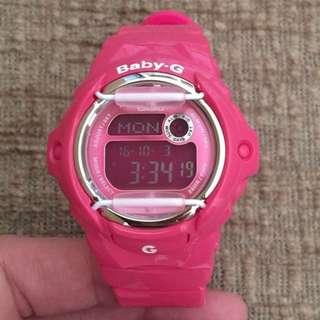 Brand New Casio Baby-G Hot Pink BG-169R-4B   ....    bg-169