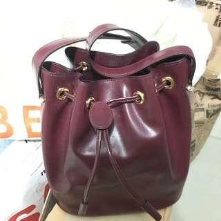 Cartier Vintage Bag 中古桶袋 YSL Celine Hermes Gucci 款式