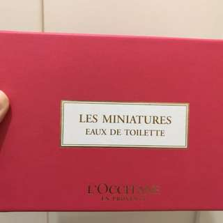 L'occitane mini perfume