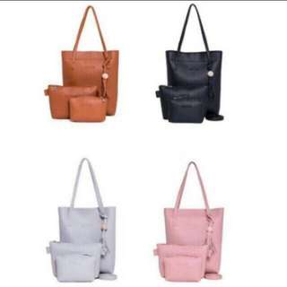 3 in 1 Korean Shoulder bag