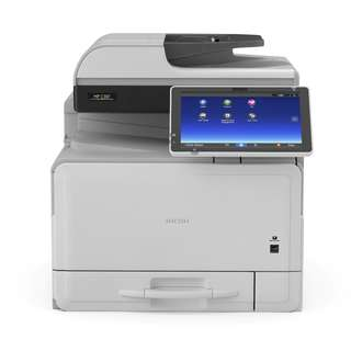 彩色數碼打印機 Ricoh Colour Laser Printer 90% new