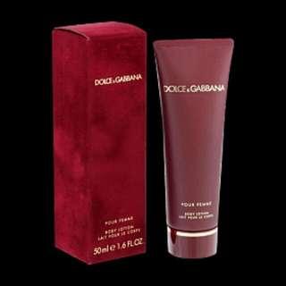 Dolce & Gabbana Pour Femme Body Lotion