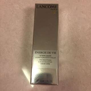 Lancôme smoothing & Glow boosting liquid care
