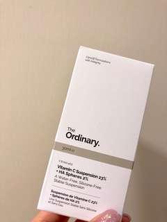 The Ordinary VitaminC Suspension 23%+HA Spheres 2%