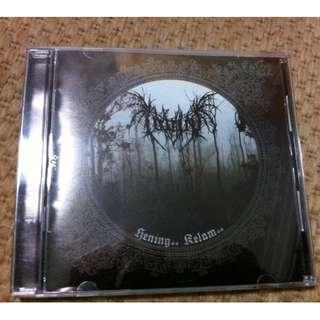 "Dead ""Hening Kelam"" CD ALBUM"