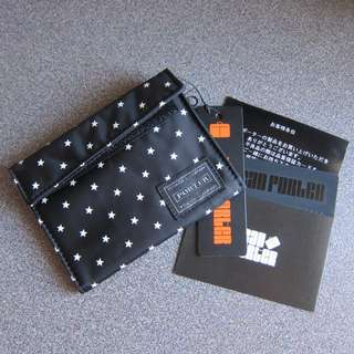 全新New(面交/順豐)日本Head Porter HP-4424 Stellar Wallet M銀包 財包 錢包Japan cdg supreme