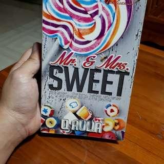 Malay Novel - Mr & Mrs Sweet