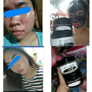 ACTIVATE & BAMBOO CHARCOAL